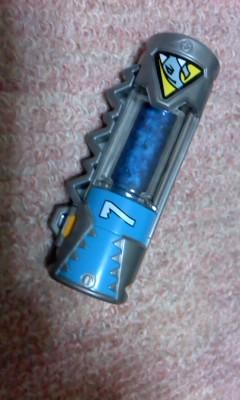 獸電池08(<br />  ガシャポン)