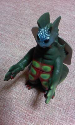 ウルトラ怪獣500  21<br />  ドラゴリー
