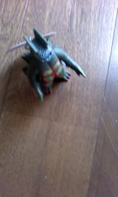 ウルトラ怪獣500 21<br />  ドラゴリー誤